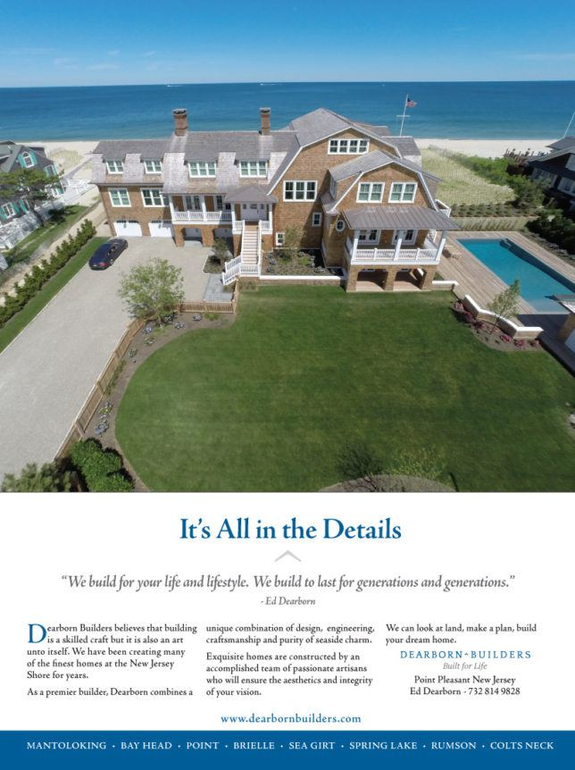 NJ Monthly Magazine, August, 2016